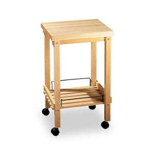DauHaus Cart (Shown in Maple)