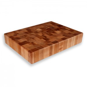 "15"" x 20"" Rectangular Chopping Block - Shown in Maple"