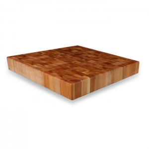 Maple End-grain Island Top