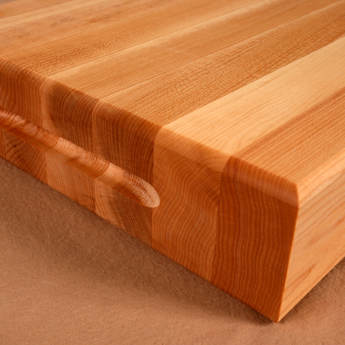 Maple 3 Thick Cutting Board