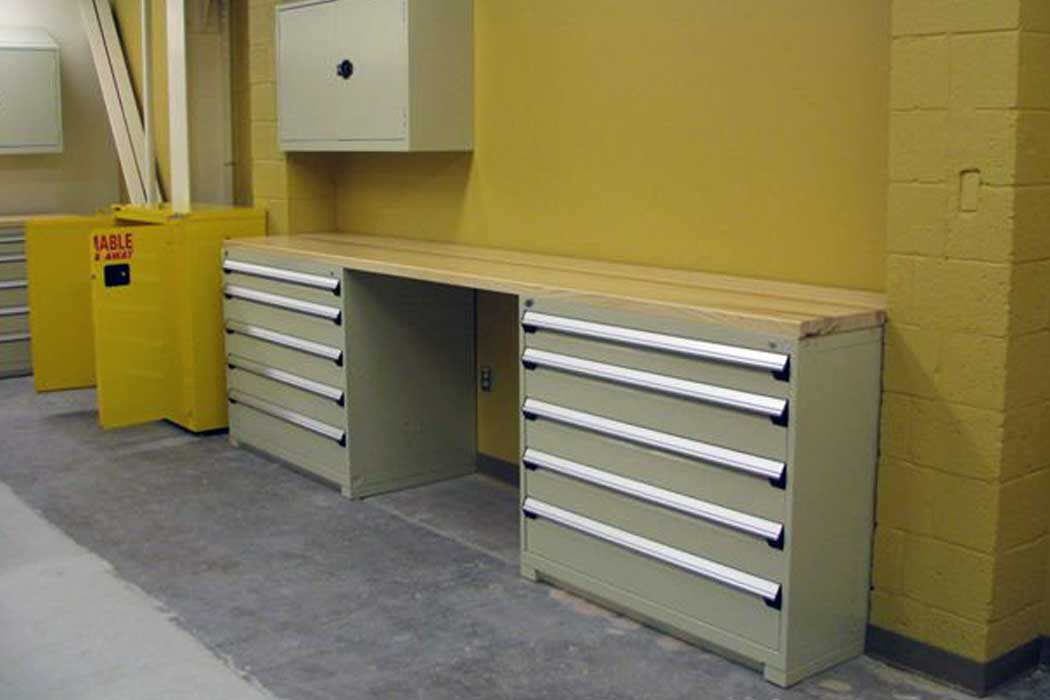 Industrial Workbench Top