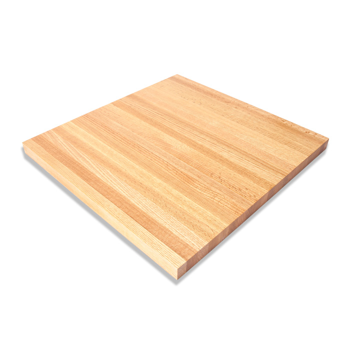 Best Finish For Butcher Block Countertop: Red Oak Countertop